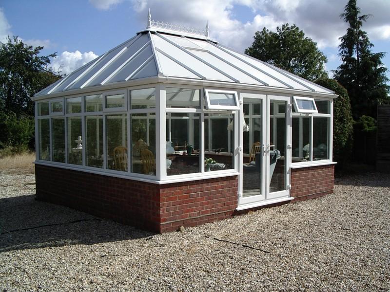Gj kirk installations ltd east anglian norwich based for Garden room designs norwich
