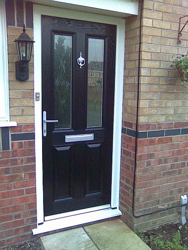 Composite Door Styles & GJ Kirk Installations Ltd - East Anglian (Norwich) Based ...
