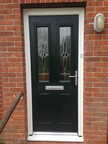 Composite Door Styles & GJ Kirk Installations Ltd - East Anglian (Norwich) Based ...