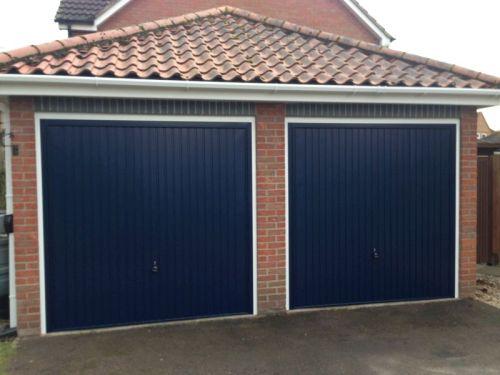 Gj Kirk Installations Ltd Replacement Garage Doors