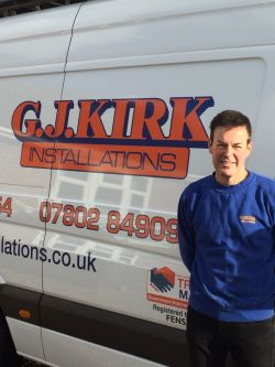 GJ Kirk Installations Ltd supply and install replacement doors, windows, porches, conservatories, facias and barge boards etc.
